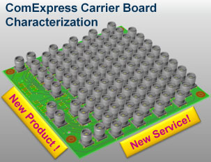Carrier Board Characterization
