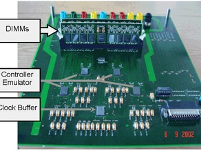 DDR2 Memory System - DDR2 Testboard Example